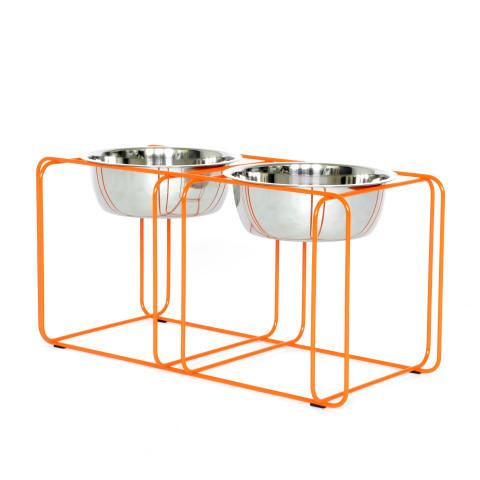 wire dineはシンプルなデザインが目立つモダンなフードボウル