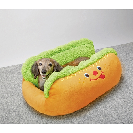 Hot Dog Bed For Dachshunds Uk