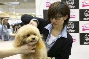 BUBBLES DOG 吉積さん