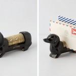 dachshund-mail-holder